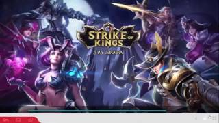 Strike of Kings Bilgisayarda Nasıl Oynanır   Kasma Yok