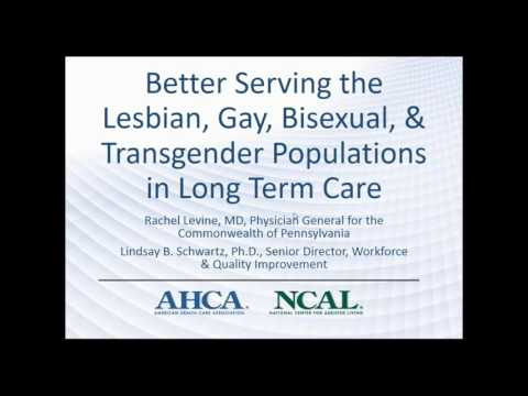 Better Serving the Lesbian, Gay, BiSexual and Transgender Populations in a Health Care Setting