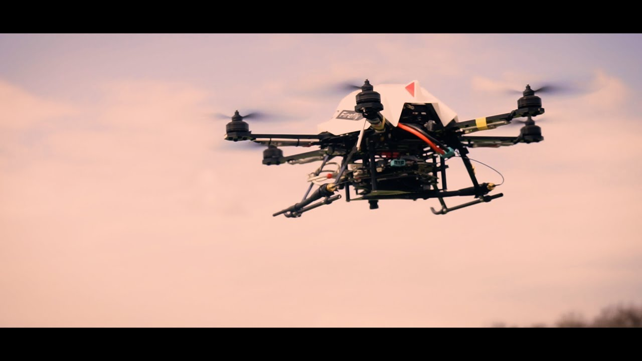 Communications and Path Planning of Drones – Christian