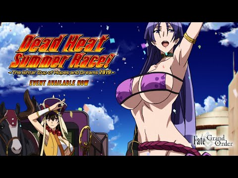 Fgo Summer Event 2020.Spend Your Summer With Fate Grand Order Gamerbraves