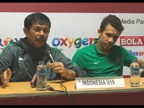 Mengejutkan!! Indra Sjafri Menjelaskan Alasan Egy Tak Diturunkan Di Laga Awal Semi Final AFF U 19