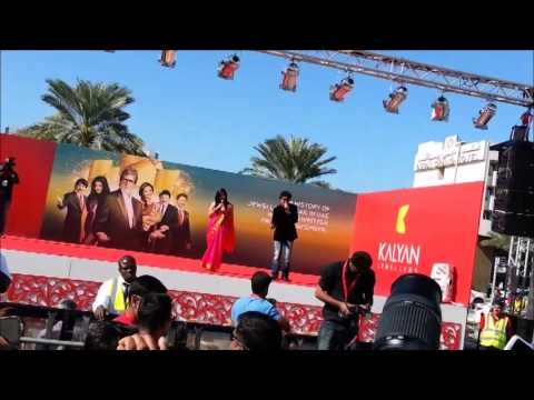 Kalyan Jewellers Inauguration At Dubai Al Qusais (Manju Warrier And Aishwarya Rai) Travel Video