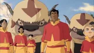 After the Air Nomad genocide, Aang was the last living airbender. A...