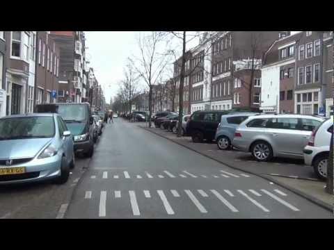Walking Amsterdam : Bilderdijkkade - Koningsplein