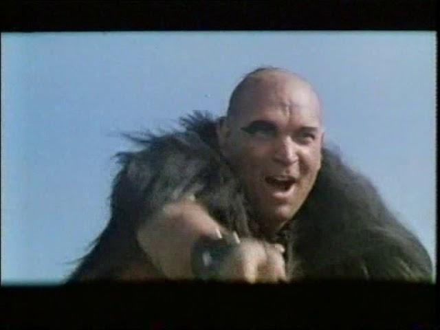 The Executor - Der Vollstrecker - german VHS Trailer (UFA) aka Exterminators of the Year 3000