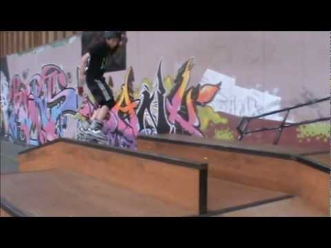 roller freestyle session  P.L.O!!!!