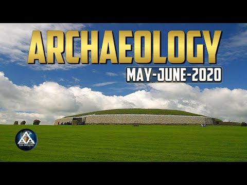 Archaeology 2020 - May - June from YouTube · Duration:  20 minutes 35 seconds