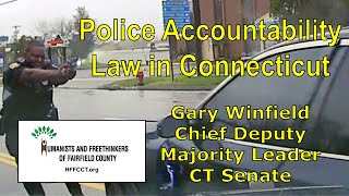 Police Accountability Law in Connecticut