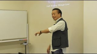 Dr.Luke's Kingdom Fellowship Bible Message タイトル:「Submerged In...