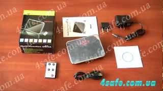 Настольные часы с широкоугольной цифровой камерой(Купите прямо сейчас: http://www.4safe.com.ua/cat52/T1000 Вы хотите узнать, что происходит у Вас в офисе или дома пока Вы отсу..., 2012-05-25T15:18:23.000Z)