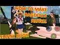 [School Girls Simulator] HOW TO TURN SAKURA RAGDOLLS ALIVE !! [TUTORIAL]
