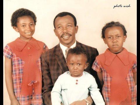 Mengistu Haile mariam Family Album