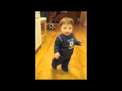 Sammy's first steps.m4v