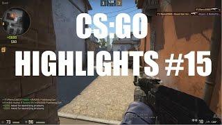CS:GO - Highlights #15