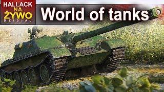 World of Tanks - gramy sobie :) - Na żywo