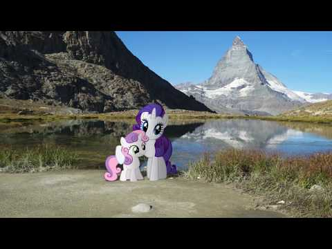The Alps - MLP in Real Life Music Video