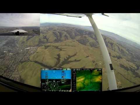 FL59 Solo Xcountry KPAO to KSAC