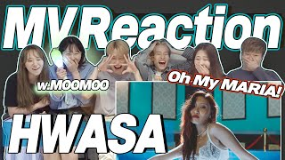 Download Lagu Eng Hwasa Maria Mv Reaction Fangirl Fanboy Moment J2n Vlog MP3