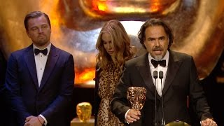 The Revenant wins the Best Film award - The British Academy Film Awards 2016 - BBC One