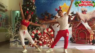 Crazy Frog Jingle Bell Rock Dance 2019 - Top Christmas Songs Playlist 2019.mp3