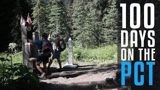 100 Days on the PCT    Episode 1    Hart's Pass to Canada
