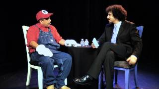Super Mario Brother Mario on Interviews with Fictional Characters