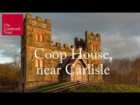 Coop House, Landmark Trust, near Carlisle