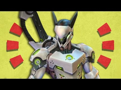 Overwatch - The Infinite Genji Ult