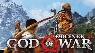 Zagrajmy w GOD OF WAR #21 - NOWA DROGA NA SZCZYT - Gameplay po polsku - PS4 PRO
