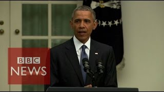 Gay Marriage ruling is a victory for America Barack Obama - BBC News