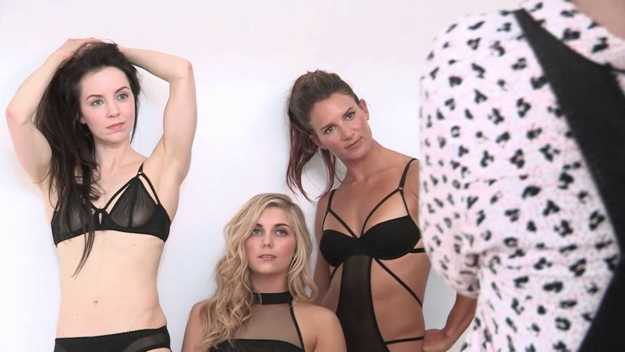 2faf946c72 Team GB athletes have stripped down to their lingerie - YouTube