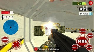 US President HiJack Survival Critical FPS Mission (by iCorps) Android Gameplay [HD]