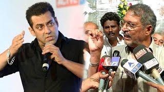 Nana Patekar's INSULT To Salman Khan For Supporting Pakistani Actors