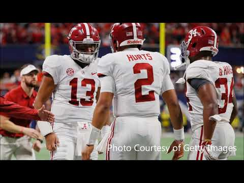 Barrett Sallee of CBS Sports on Alabama/Oklahoma, Tua Tagovailoa and CFB Playoffs