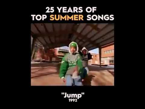 25 years of top summer music