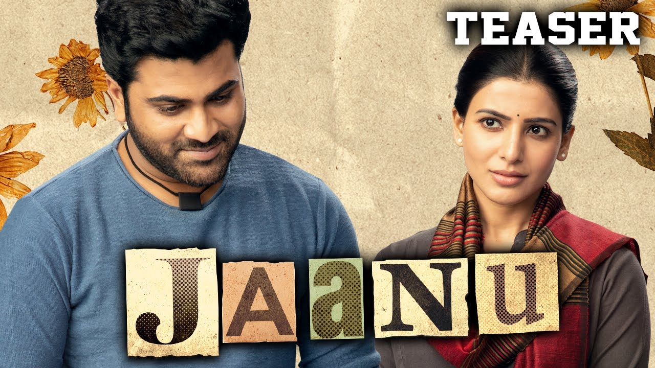 Download Jaanu 2021 Official Teaser Hindi Dubbed | Sharwanand, Samantha Akkineni, Vennela Kishore