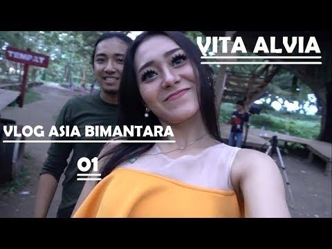 VITA ALVIA - ASIA BIMANTARA VLOG 01