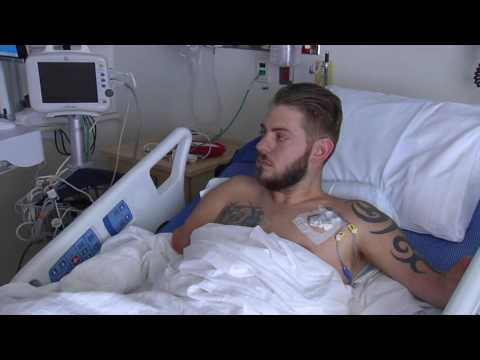 John Peck Bilateral Arm Transplant Patient Video - Brigham and Women's Hospital