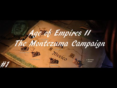 Age of Empires II: The Montezuma Campaign - Reign of Blood