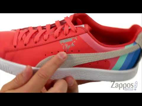 best sneakers 108a9 e747f PUMA Clyde - Pink Dolphin SKU: 9046270 - YouTube