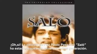 Repeat youtube video Cinema Snob - Saló o Los 120 Días de Sodoma (Subs. Español)
