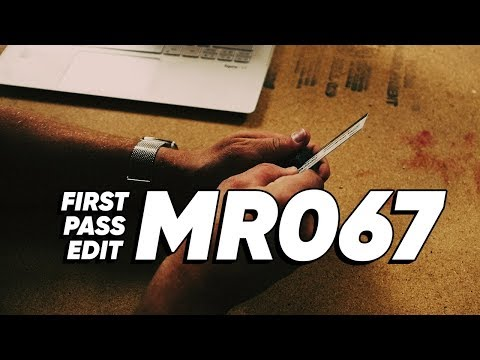 First Pass Edit: MR067 - Credit Card Skimmers