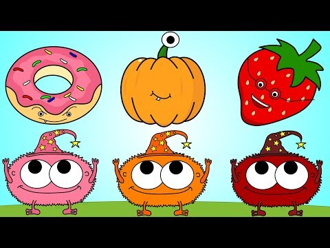 Food Colors Song 2