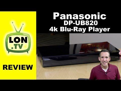 Panasonic DP-UB820 4K Ultra HD Blu-ray Player Review