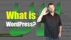 What is WordPress - A WordPress Tutorial