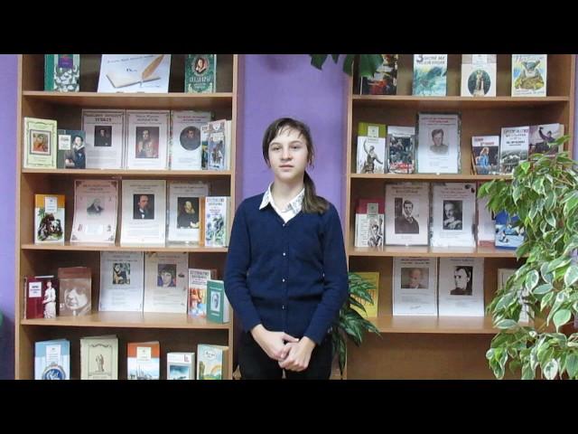 Изображение предпросмотра прочтения – АлинаРоманичева читает произведение «Тучи» М.Ю.Лермонтова