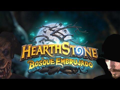 ¡NUEVA EXPANSIÓN DE HEARTHSTONE! ¡EL BOSQUE EMBRUJADO!