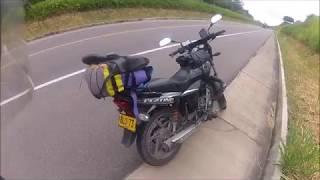 4 Carretera Bogotá - San Alberto ,Cesar 3. Tour en moto por Colombia.