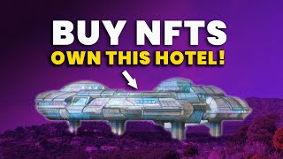 BUY NFTs AND OWN A HOTEL Epic NFT project alert CosmoFund Review