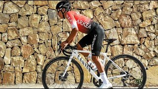 Victoria de Nairo Quintana | Tour de la Provence 2020 Etapa 3